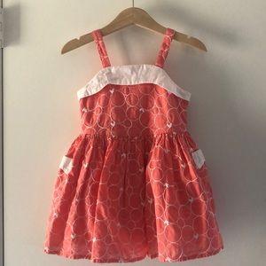 OshKosh Coral Dress